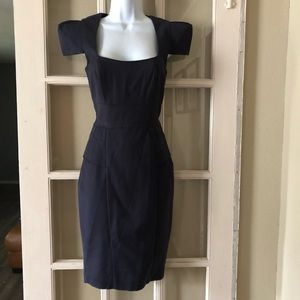 French Connection Cap Sleeves Dress